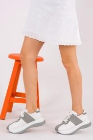 Pantofi sport Fox Shoes H267052509 alb