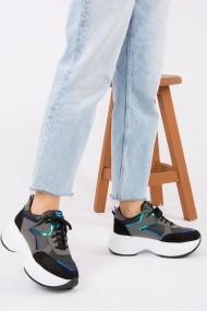 Pantofi sport Fox Shoes H288259002 negru