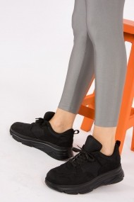 Pantofi sport Fox Shoes H652789802 negru