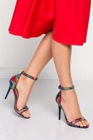 Pantofi cu toc Fox Shoes B922112607 multicolor