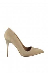 Pantofi cu toc Fox Shoes 8922151902 Bej