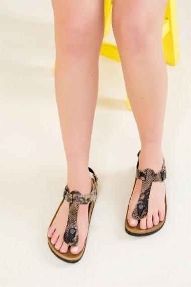 Sandale Fox Shoes B777805007 bej