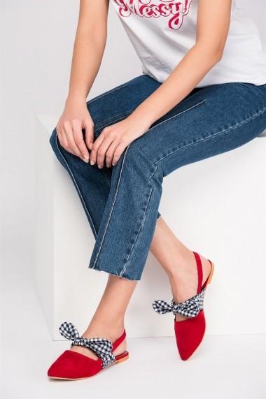 Balerini Fox Shoes D726603002 rosu
