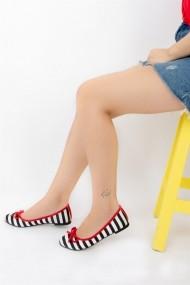 Balerini Fox Shoes F726037004 negru