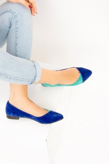 Balerini Fox Shoes F726803202 verde