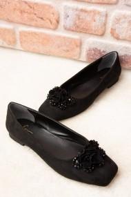 Balerini Fox Shoes H272552002 negru