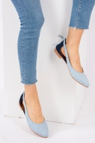 Balerini Fox Shoes H726324002 albastru