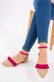 Balerini Fox Shoes H726685002 bej