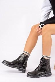 Ghete Fox Shoes G941303114 Negru
