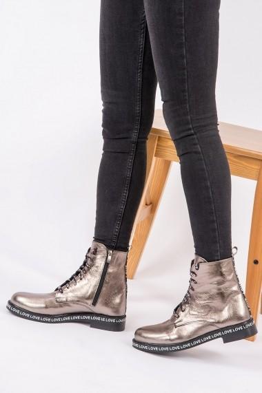 Ghete Fox Shoes G941303114 Argintiu