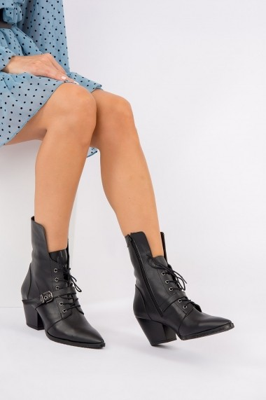 Botine Fox Shoes G643234409 Negru