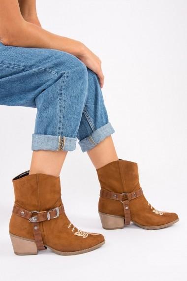 Botine Fox Shoes G996032302 Maro