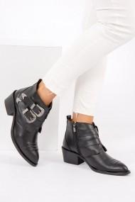 Botine Fox Shoes G292650609 Negru - els