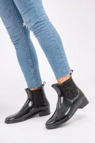 Ghete Fox Shoes G820246108 Negru