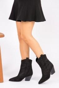 Botine Fox Shoes G340708202 Negru
