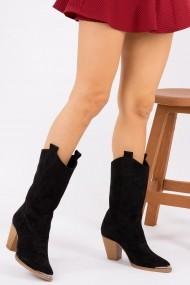 Botine Fox Shoes G404630102 Negru - els