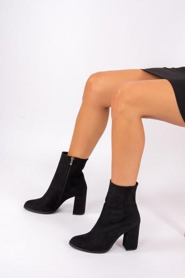 Botine Fox Shoes G654088302 Negru
