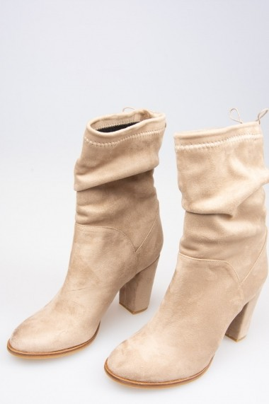 Botine Fox Shoes G572442002 Gri-Bej