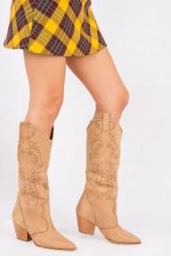 Cizme Fox Shoes G340078202 Camel
