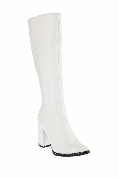 Cizme Fox Shoes C654088509 Alb