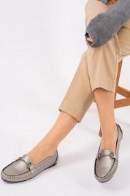 Pantofi sport casual Fox Shoes F757007009 argintiu