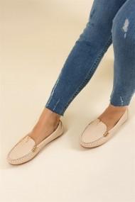 Pantofi sport casual Fox Shoes F757009010 bej - els