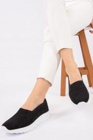 Pantofi sport casual Fox Shoes H242266204 negru