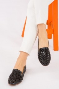 Pantofi sport casual Fox Shoes H242266414 negru