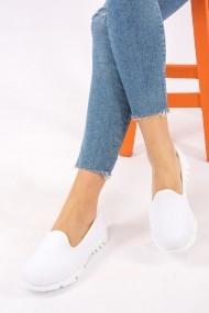 Pantofi sport casual Fox Shoes H350886904 alb
