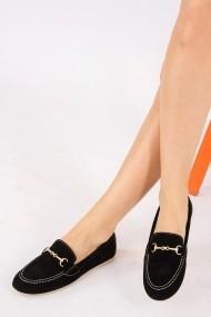 Pantofi sport casual Fox Shoes H476540302 negru