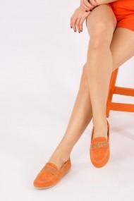Pantofi sport casual Fox Shoes H476540502 portocaliu