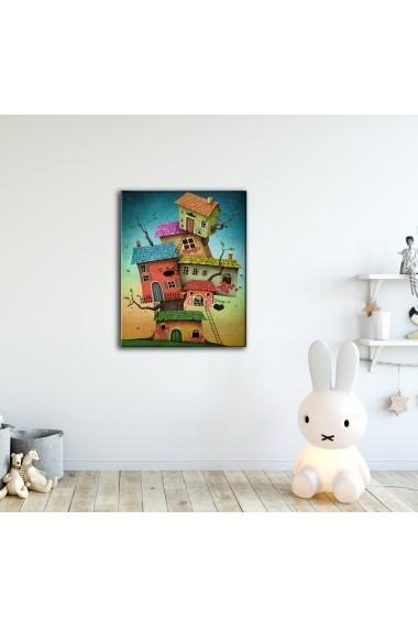 Tablou decorativ Casberg TKNV 398 40x60 multicolor