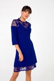 Rochie de seara By Saygi S-20K0840012 albastru