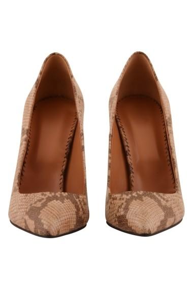 Pantofi cu toc Hotstepper Privilege Indiana Honeydream Animal Print