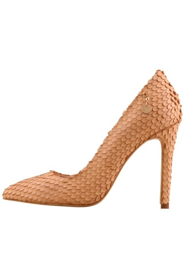 Pantofi cu toc Hotstepper Privilege SweetLovin` Nude
