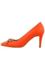 Pantofi cu toc Hotstepper Power Mandarin Portocaliu