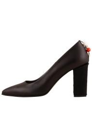 Pantofi cu toc Hotstepper Power Black Carioca Negru