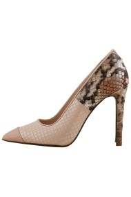 Pantofi cu toc Hotstepper Privilege Light of Love Animal Print
