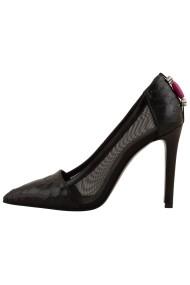 Pantofi cu toc Hotstepper Republic H.O.T Negru