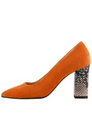 Pantofi cu toc Hotstepper Xpress Orange Tropic Portocaliu