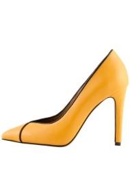 Pantofi cu toc Hotstepper Reverse Papaya Playa Galben