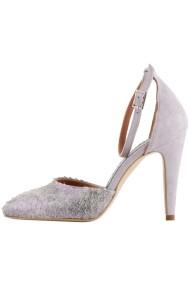 Pantofi cu toc Hotstepper Temper Mauve Love Lila