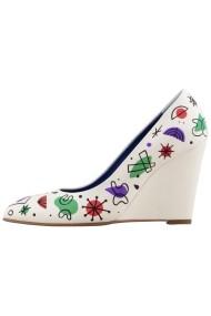 Pantofi cu toc Hotstepper Mid Century Multicolor