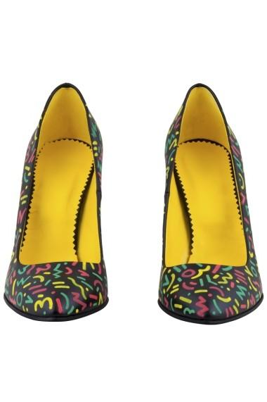 Pantofi cu toc Hotstepper Non Fiction Multicolor