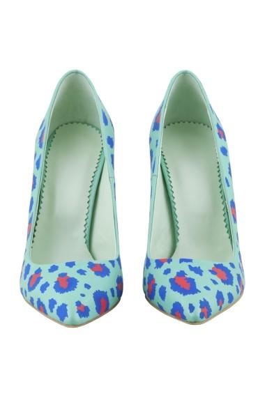Pantofi cu toc Hotstepper Stone Fox Multicolor