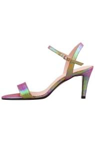 Sandale cu toc Hotstepper Muse Electro Multicolor