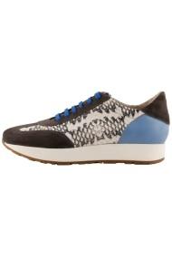 Pantofi sport Hotstepper S2 Blue Paloma Print