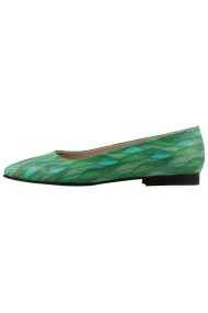 Balerini Hotstepper Fresh indian Green Print