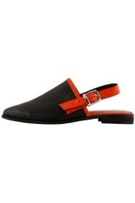 Papuci Hotstepper Laidback L`Orange Negru