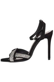 Pantofi Hotstepper Special Fine Black Negru